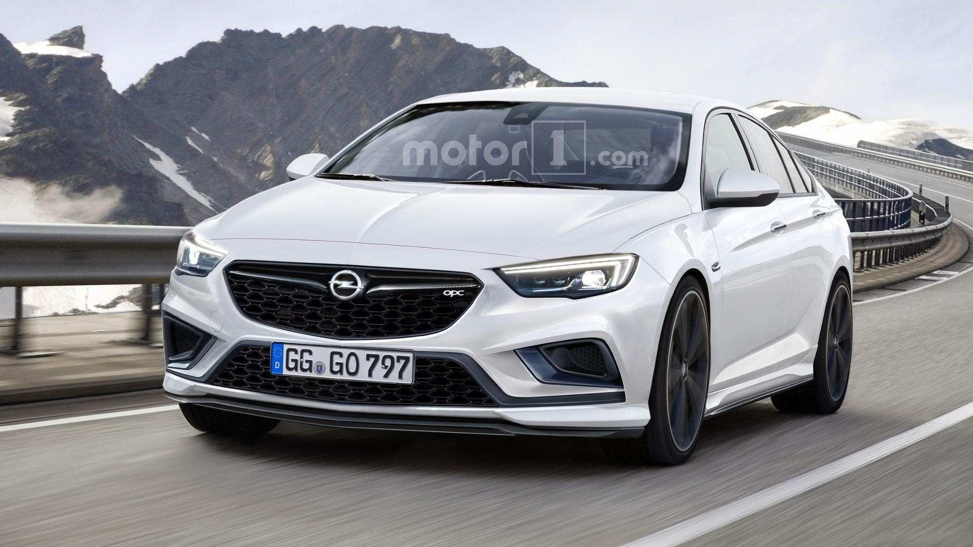 38 The New Opel 2020 Ratings