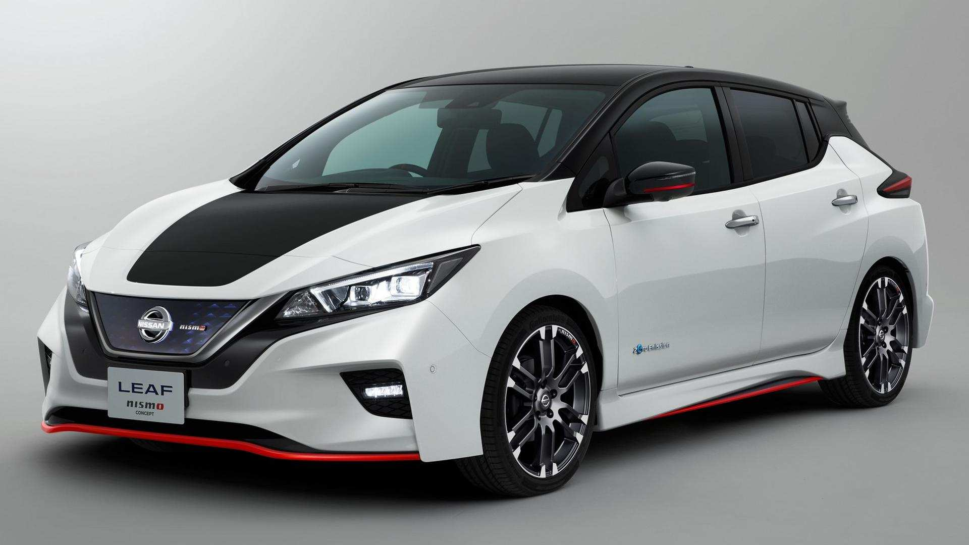 38 The Nissan Electric 2019 New Model And Performance