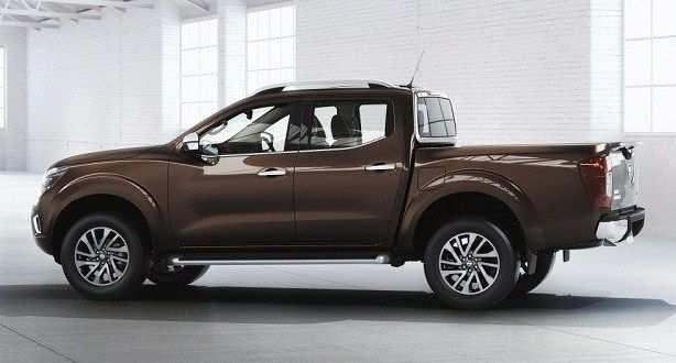 38 The Nissan Frontier 4X4 2020 Spesification