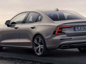 38 The S60 Volvo 2019 Exterior and Interior