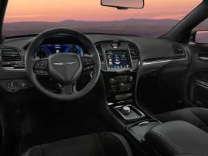 39 A 2019 Chrysler 300 Interior Overview