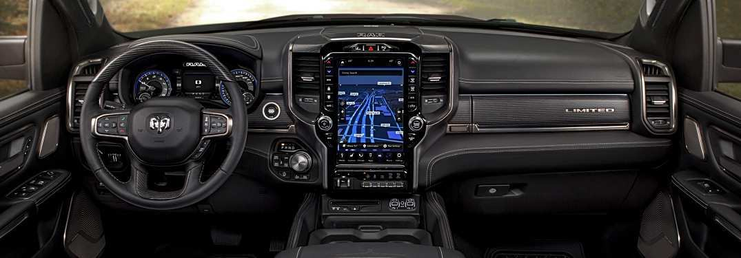 39 A 2019 Dodge Touch Screen Redesign