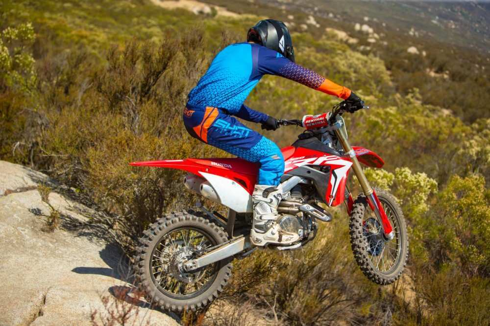 39 A 2019 Honda 450 Rx Pictures