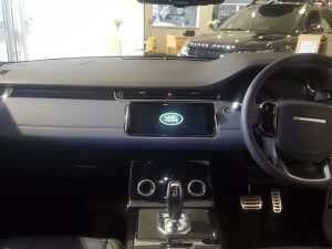 39 A 2019 Land Rover Interior Spesification