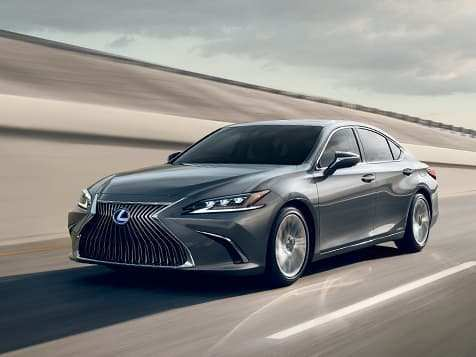 39 A 2019 Lexus Es Awd Performance And New Engine