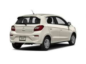 39 A 2019 Mitsubishi Mirage Review Redesign and Concept