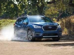 39 A 2019 Subaru Ascent Towing Capacity Wallpaper