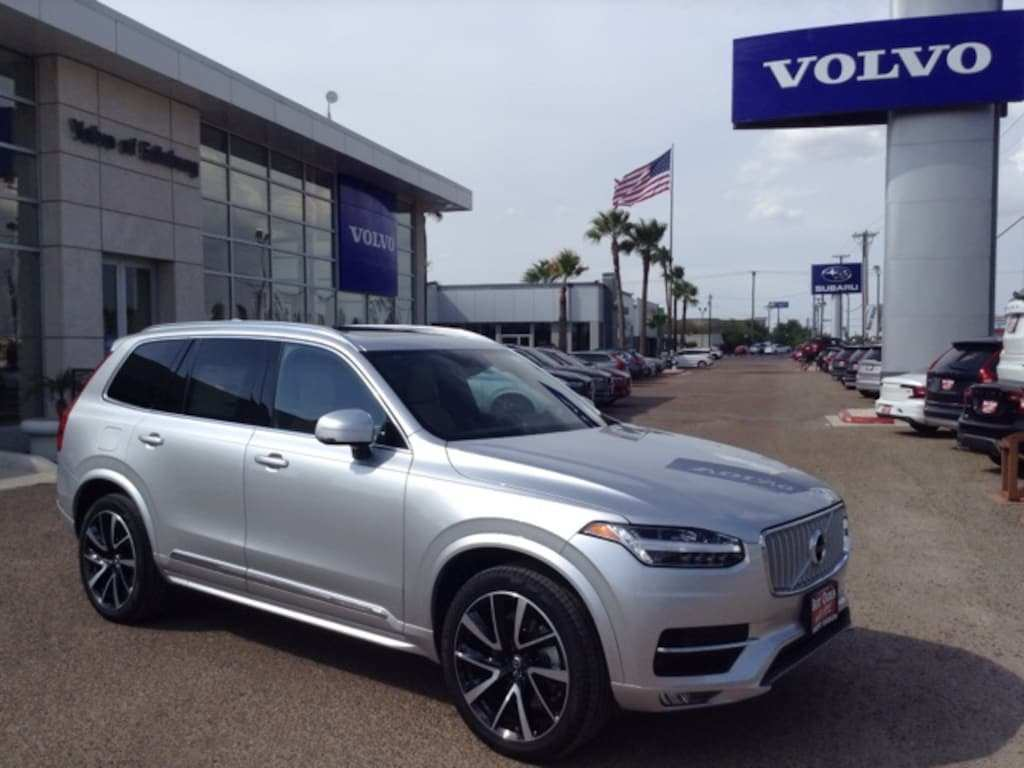 39 A 2019 Volvo Xc90 Review And Release Date