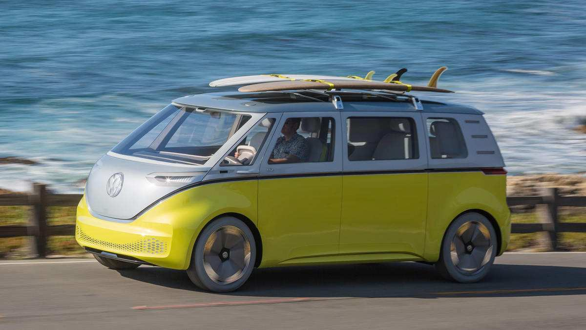 39 A 2019 Vw Microbus Photos