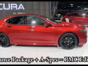 39 A 2020 Acura Tlx Special Edition Rumors