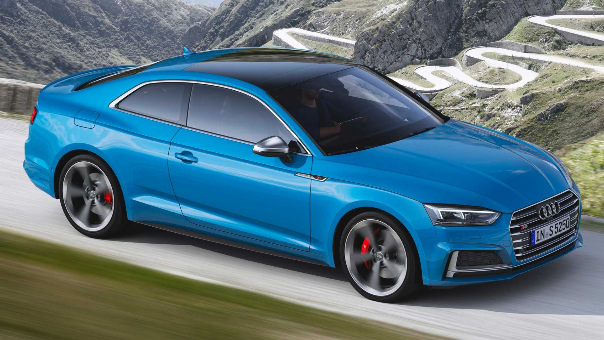 39 A 2020 Audi Rs5 Review