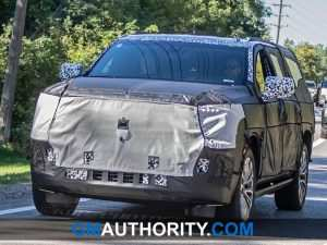 39 A 2020 Gmc Yukon Xl Pictures Performance and New Engine