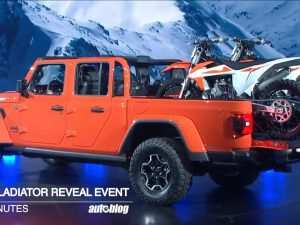 39 A 2020 Jeep Gladiator Mopar Accessories Review and Release date