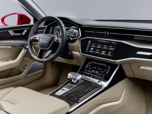 39 A Audi A6 2020 Interior Overview