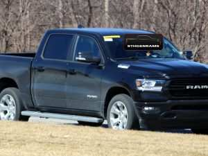 39 A Dodge Ram Rebel 2020 Review