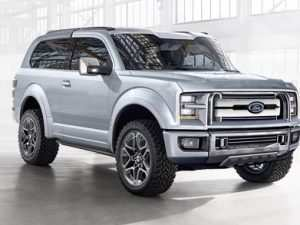 39 A Ford Bronco 2020 Price and Review