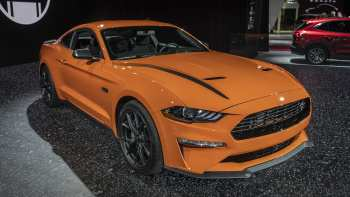 39 A Ford Mustang 2020 Redesign And Concept