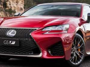 39 A Lexus Gs F 2020 Spy Shoot