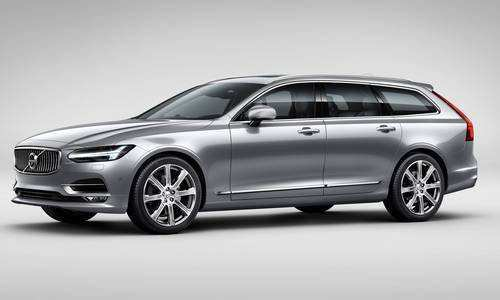 39 A V90 Volvo 2019 Wallpaper