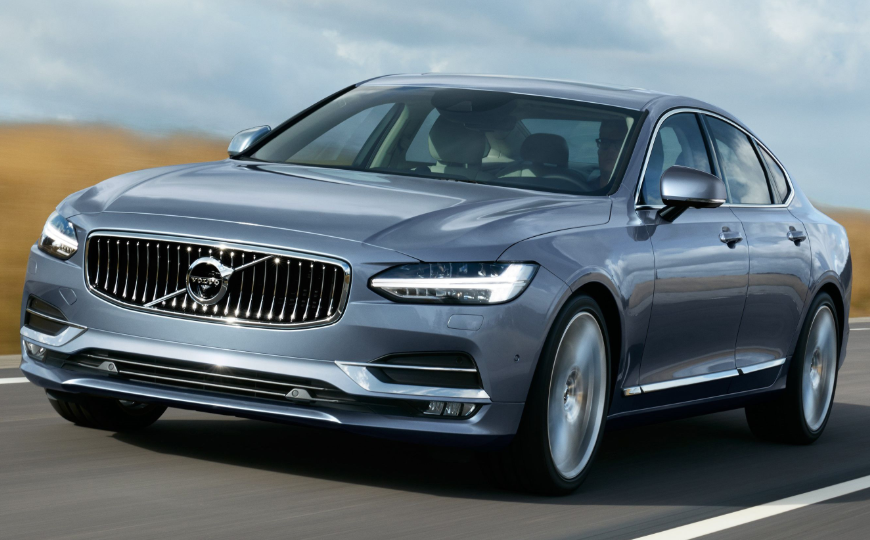39 A Volvo S90 Coupe 2020 Reviews
