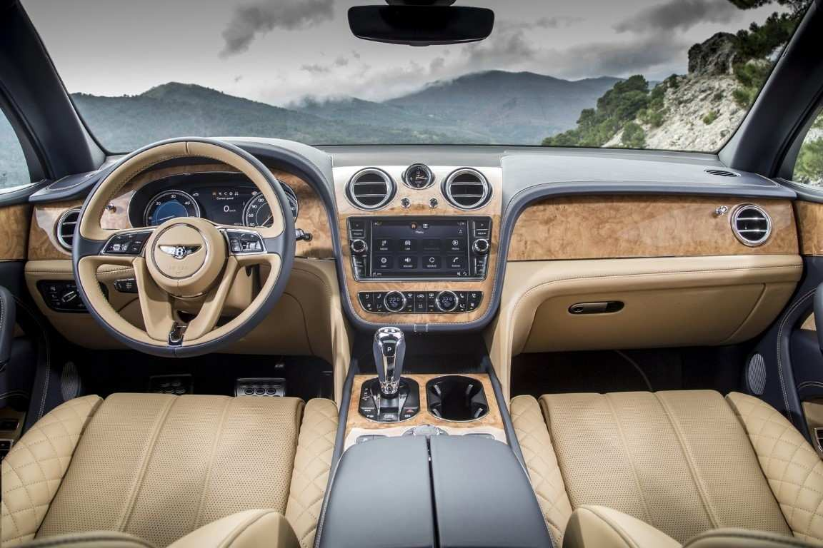 39 All New 2019 Bentley Flying Spur Redesign