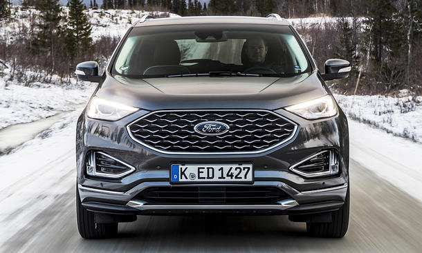39 All New 2019 Ford Edge Price Design And Review