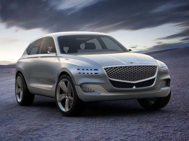 39 All New 2019 Genesis Suv Price Price And Release Date