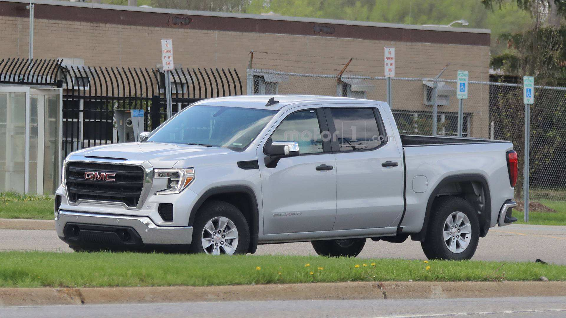 39 All New 2019 Gmc Sierra Rendering First Drive