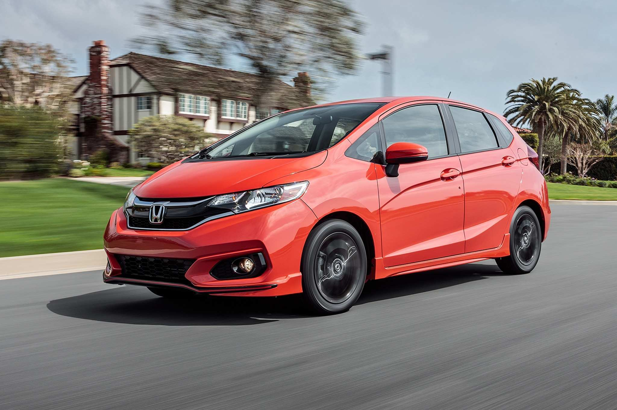39 All New 2019 Honda Fit Rumors Release Date And Concept