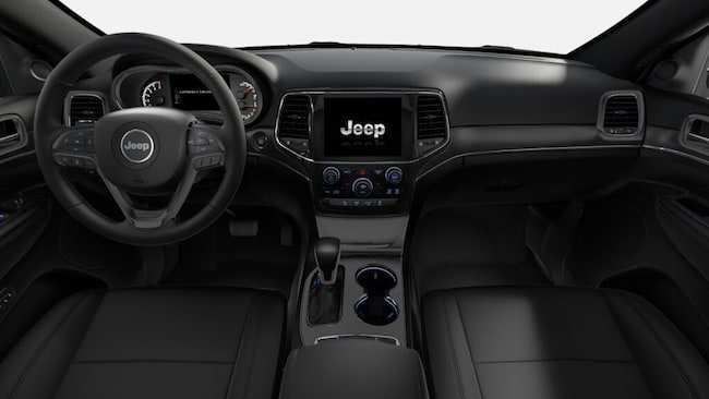 39 All New 2019 Jeep Grand Cherokee Interior Performance