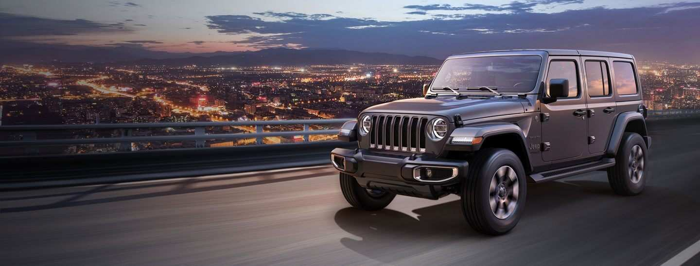 39 All New 2019 Jeep Pictures Exterior