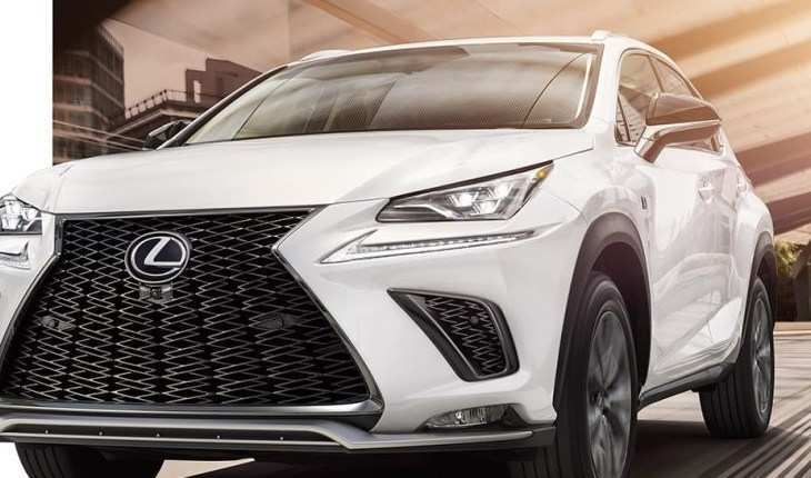 39 All New 2019 Lexus Availability Release