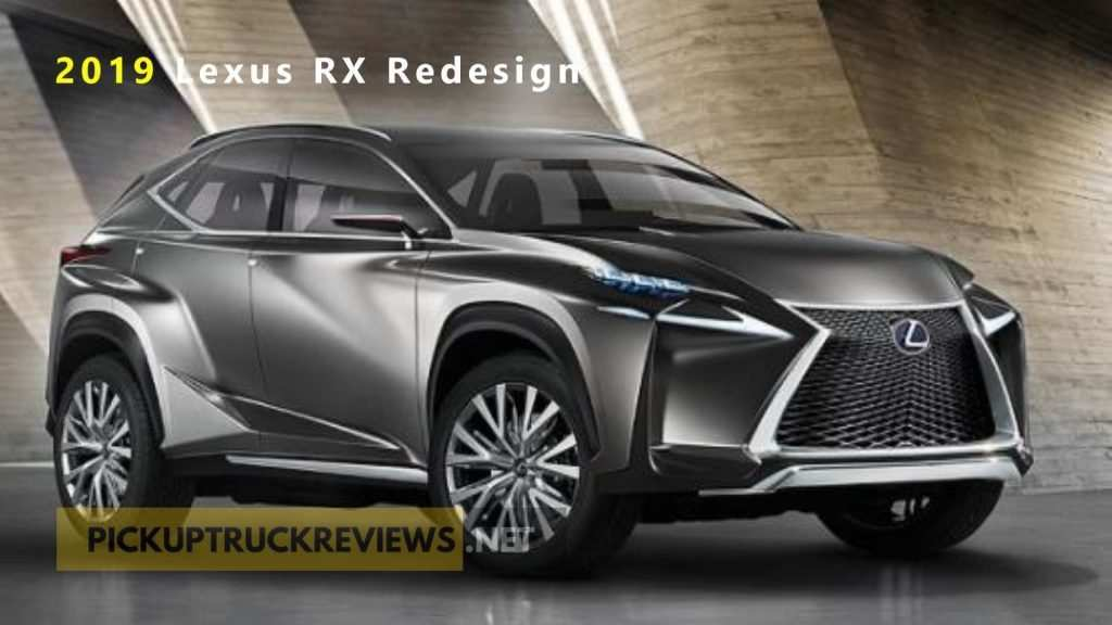 39 All New 2019 Lexus Truck Release Date and Concept