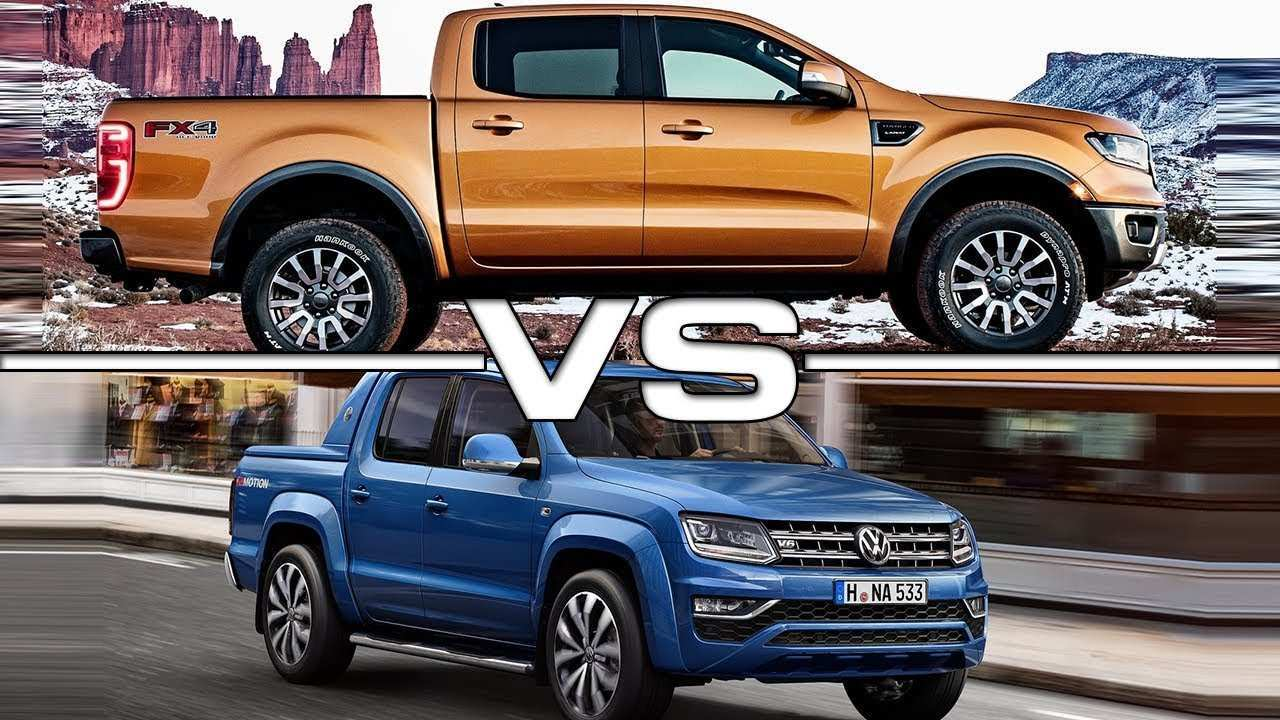 39 All New 2019 Vw Amarok Release Date and Concept