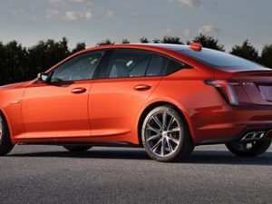 39 All New 2020 Cadillac Ct5 Horsepower Reviews