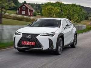 39 All New 2020 Lexus Ux Hybrid New Model and Performance