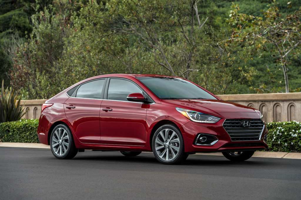 39 All New Hyundai Accent 2020 Redesign And Concept