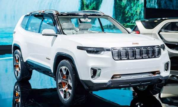 39 All New Jeep Limited 2020 Spy Shoot