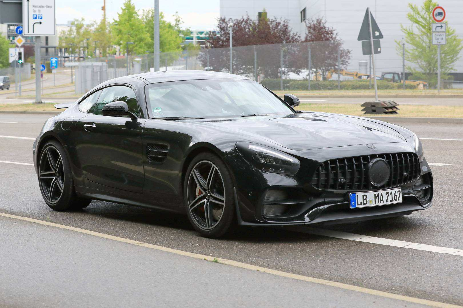39 All New Mercedes Gt 2019 Release Date And Concept