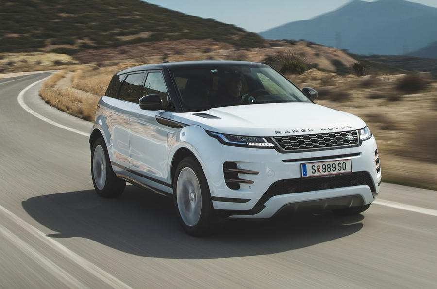 39 All New New Land Rover Evoque 2019 Price Design And Review