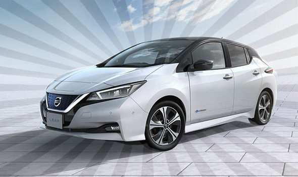 39 All New Nissan Electric 2019 New Concept
