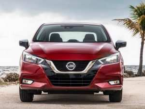 39 All New Nissan Sunny 2020 Concept and Review