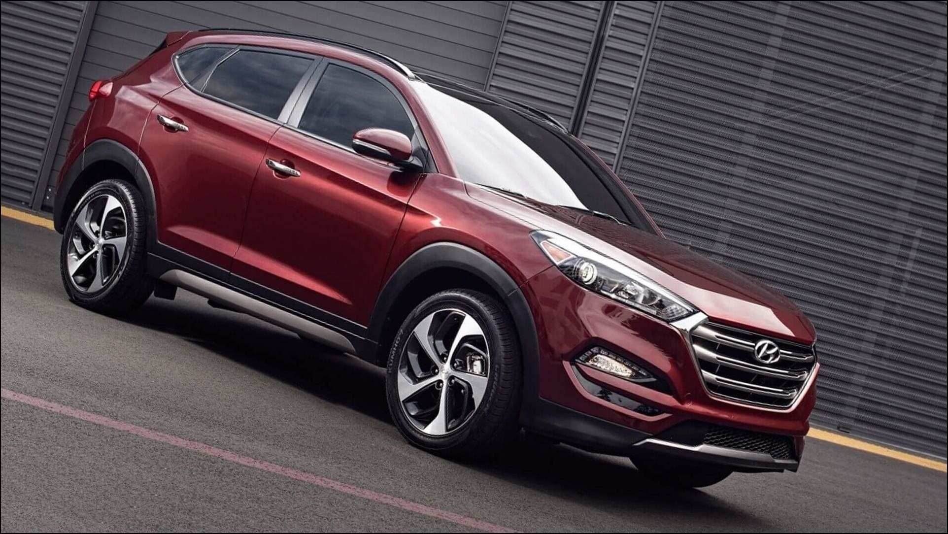 39 All New When Will The 2020 Hyundai Tucson Be Released Review And Release Date
