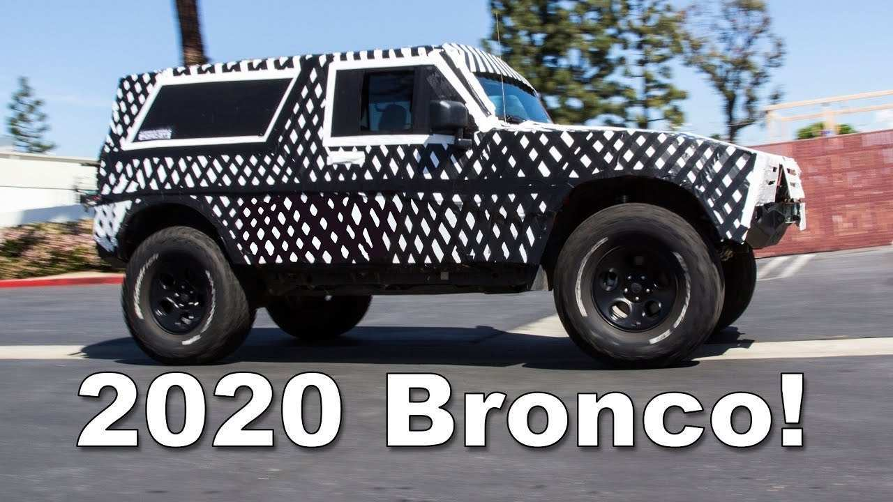 39 Best 2020 Ford Bronco Msrp Speed Test