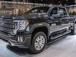 39 Best 2020 Gmc Sierra Denali Concept and Review