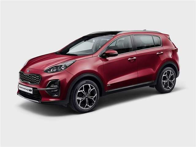 39 Best 2020 Kia Sportage Release Date Exterior And Interior