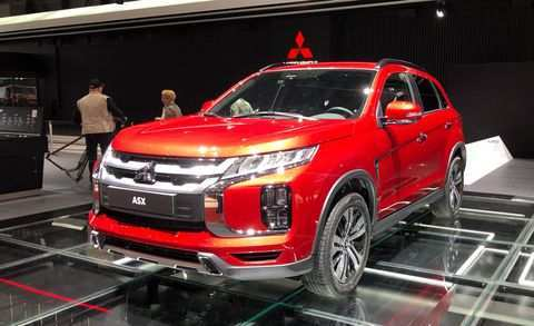 39 Best Mitsubishi Asx 2020 Review Performance And New Engine