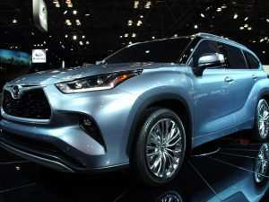 39 Best Toyota Kluger 2020 Model Ratings