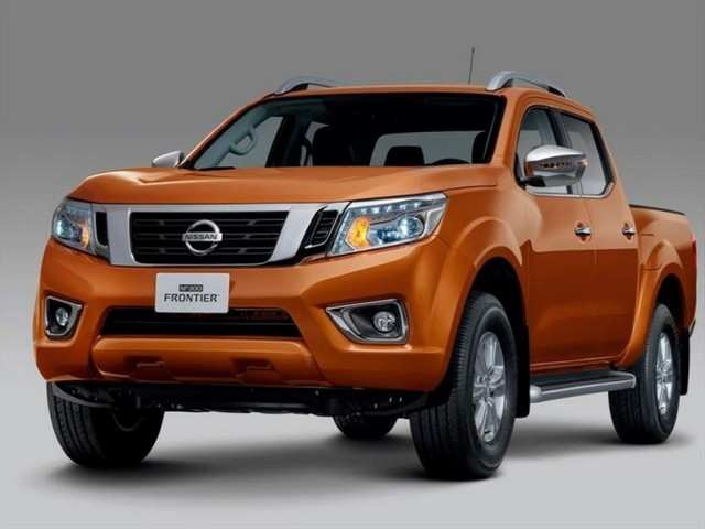 39 Best When Will The 2020 Nissan Frontier Be Available Exterior