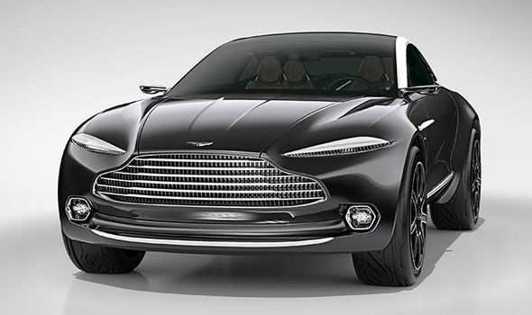 39 New 2019 Aston Martin Suv Specs And Review